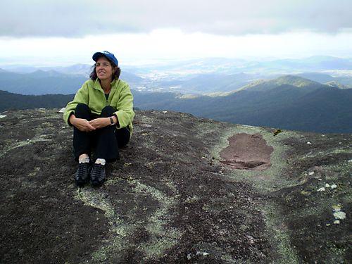 Dianne at summit