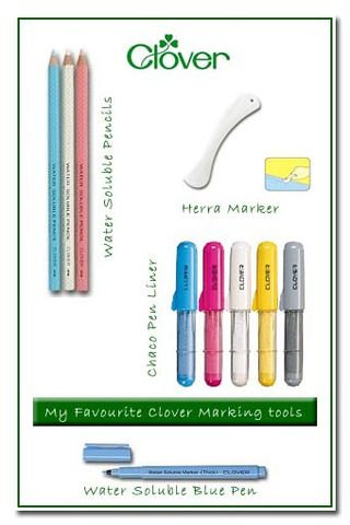 Clover marking tools copy
