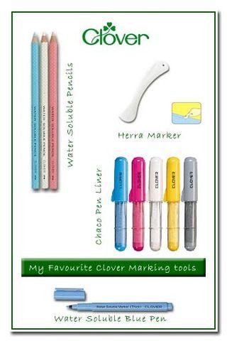 Clover marking tools copy