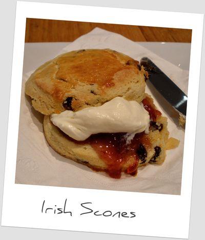 Irish sconesb