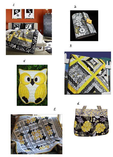 Black & yellow collage 1