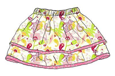 Mini skirtb
