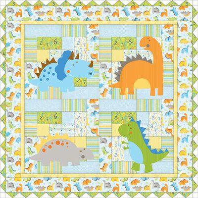 Babysaurus_Dinos_All_OverQuilt_0
