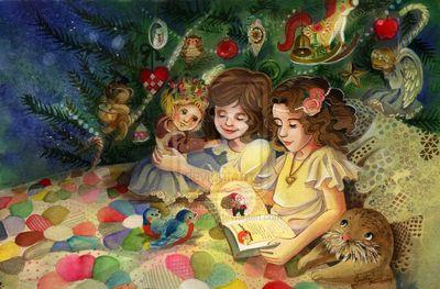 Christmas_Storybook_alive_by_BlueBirdie