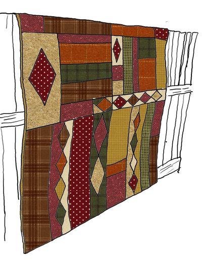 Woolies 1 quilt
