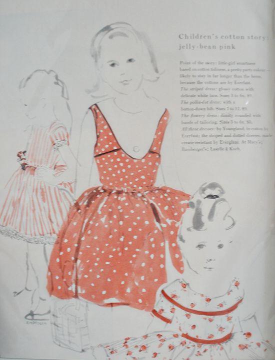 Vintage magazine pages 001a