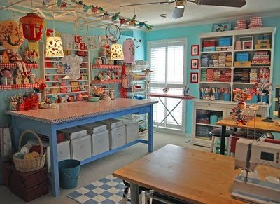 Studio,craft,room,deco,interior,design,funky,home,decor-47eb87ed06236f9a497570686dc088f3_h