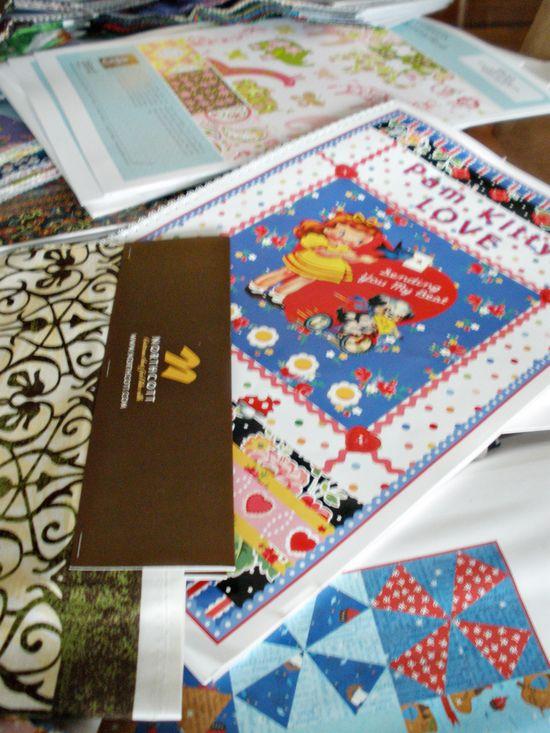 Quilt market samples 011