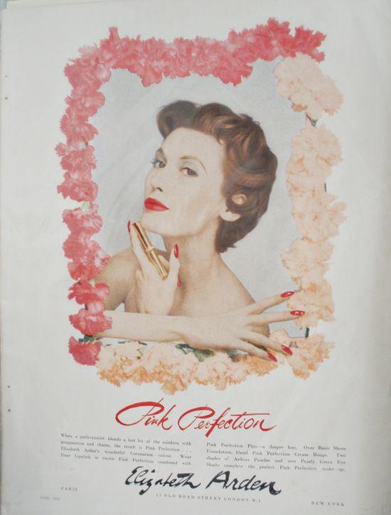 Vintage magazine pages 003a