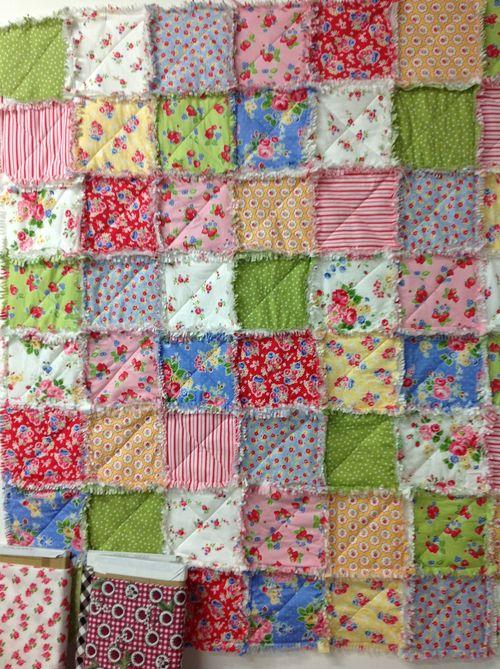 Lakehouse quilt