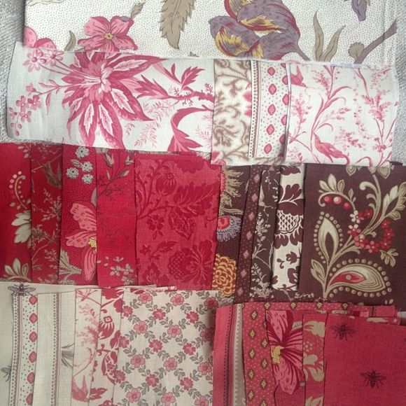 New French General fabric range